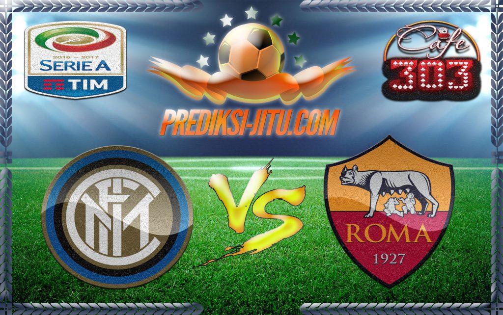 Prediksi Skor Inter Milan Vs Roma 27 Februari 2017