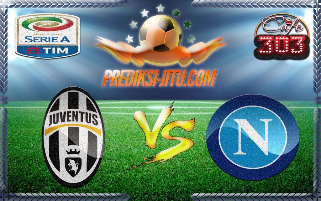 Prediksi Skor Juventus Vs Napoli 1 Maret 2017