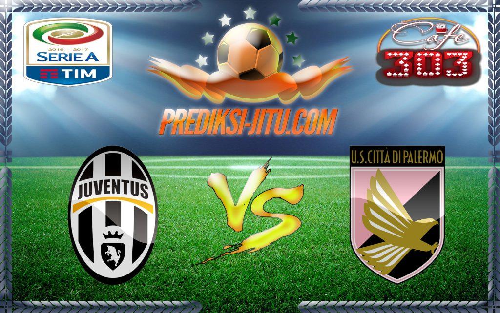 Prediksi Skor Juventus Vs Palermo 18 Februari 2017