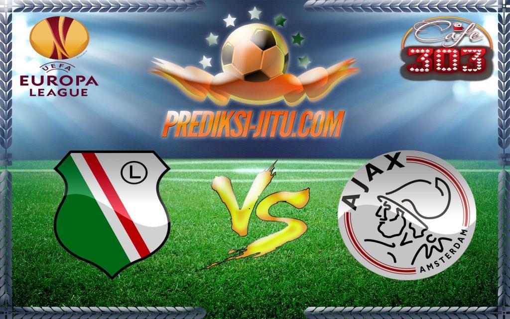 Prediksi Skor Legia Warszawa Vs Ajax 17 Februari 2017