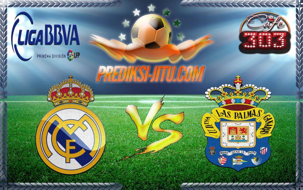 Prediksi Skor Real Madrid Vs Las Palmas 2 Maret 2017