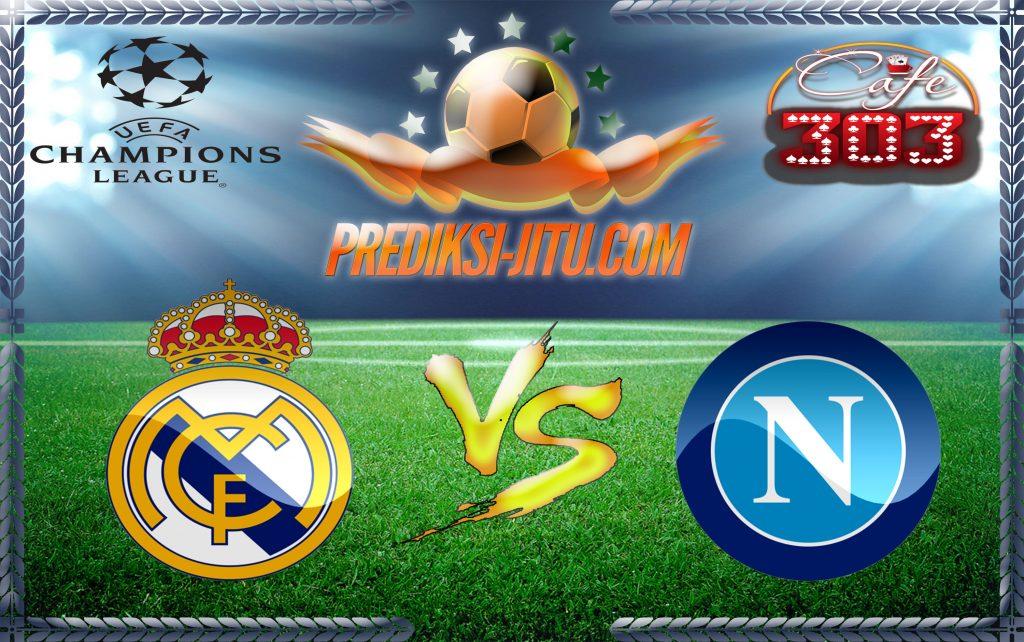 Prediksi Skor Real Madrid Vs Napoli 16 Februari 2017