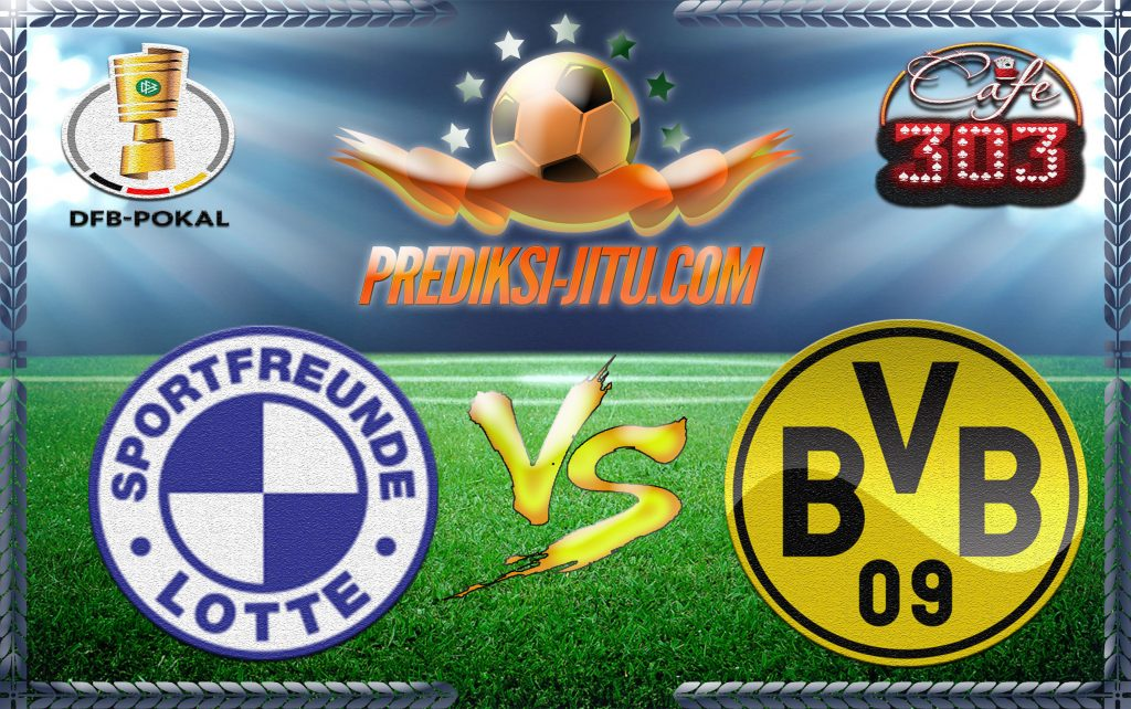 Prediksi Skor Sportfreunde Lotte Vs Borussia Dortmund 1 Maret 2017