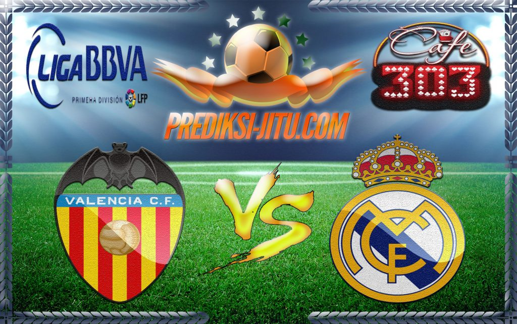 Prediksi Skor Valencia Vs Real Madrid 23 Februari 2017