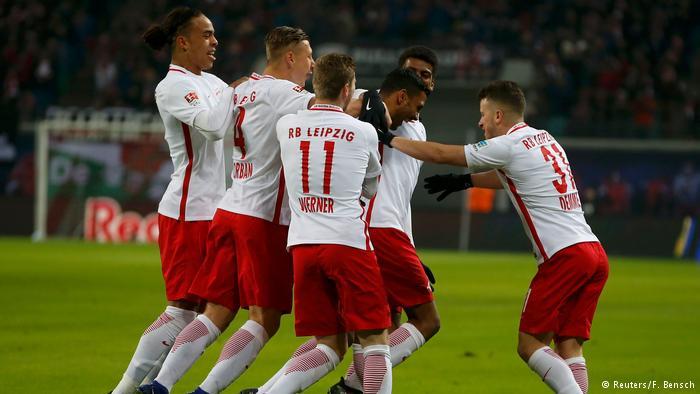 RB Leipzig Team Football