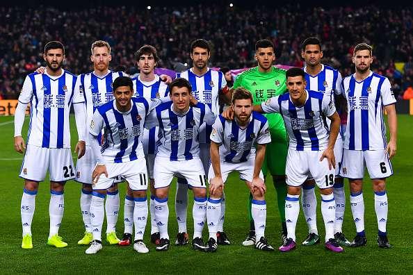 Real Sociedad Team Football
