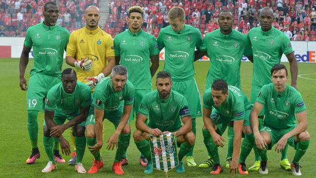 saint etienne football team