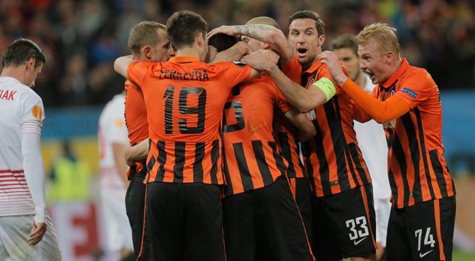 Shakhtar Team Football