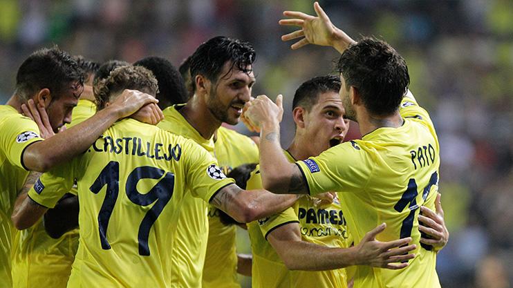 Villareal Team Football