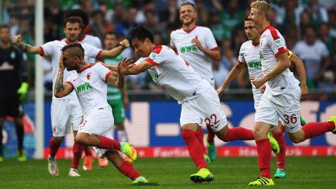 Augsburg Football Team