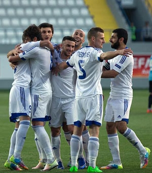 Azerbaijan Football Team