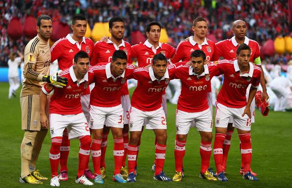 Benfica Team Football