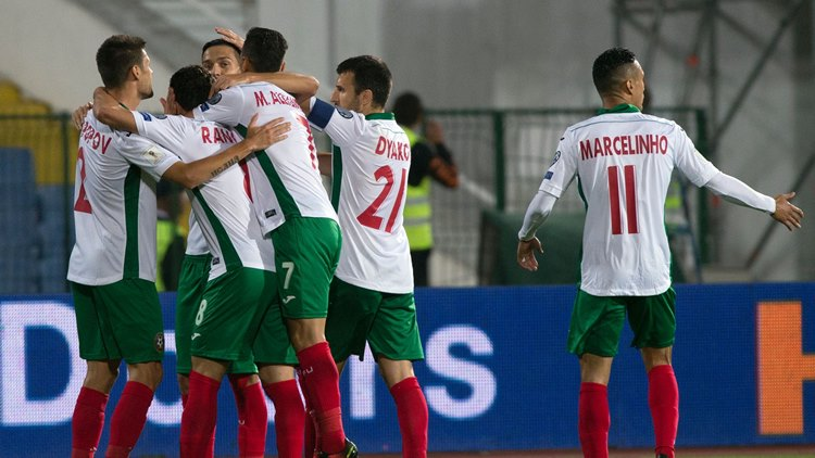 Bulgaria Football Team