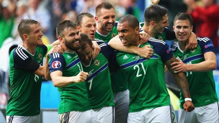 Irlandia Utara Football Team