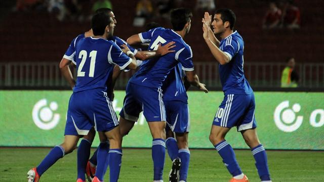 Israel Football Team
