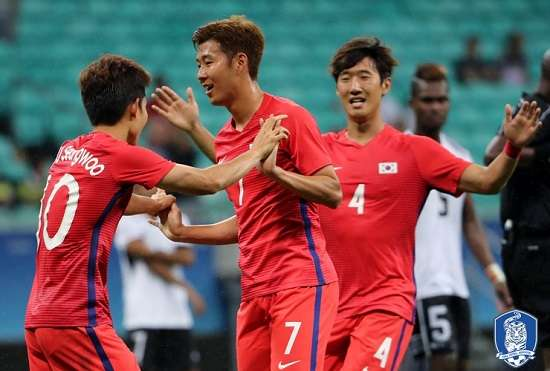 Korea Selatan Football Team