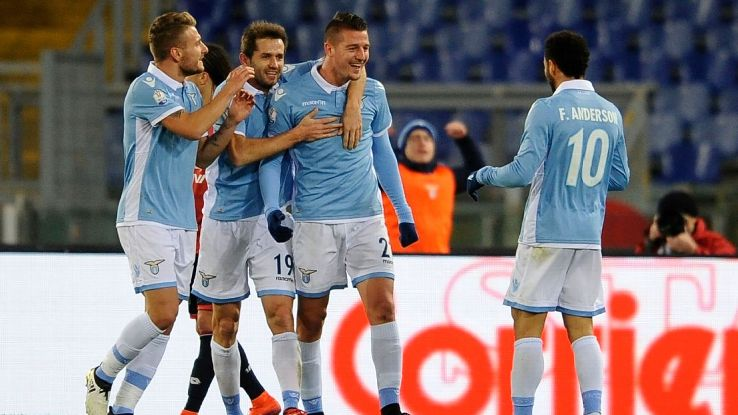 Lazio Football Team