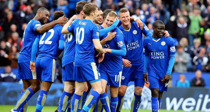 Leicester City Team Football