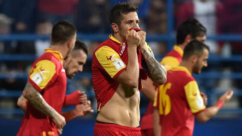 Montenegro Football Team