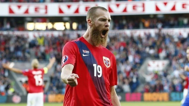 Norwegia Football Team