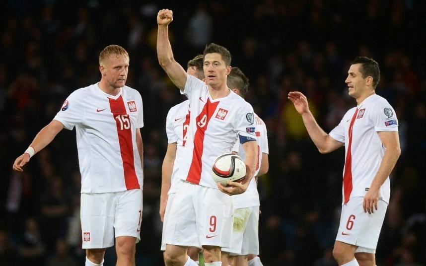 Polandia Football Team