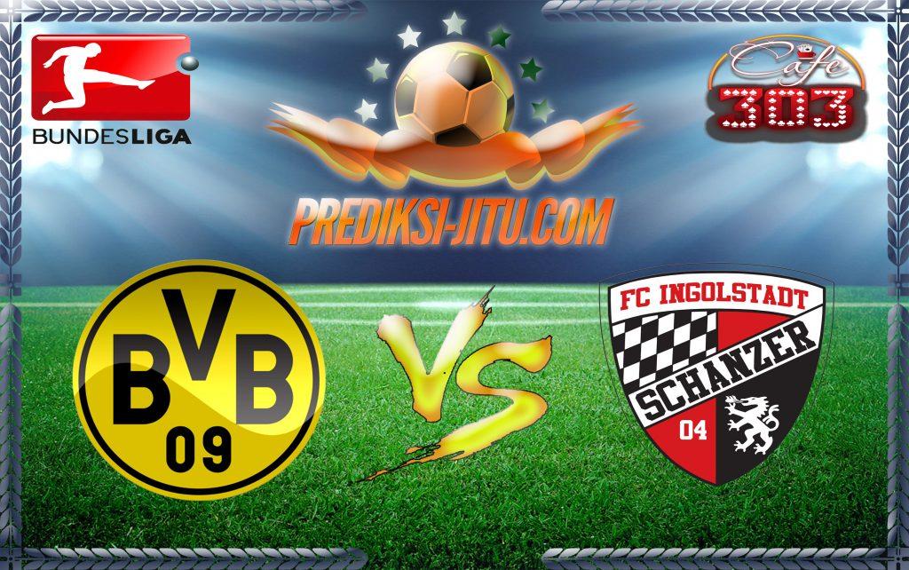 Prediksi Skor Borussia Dortmund Vs Ingolstadt 18 Maret 2017