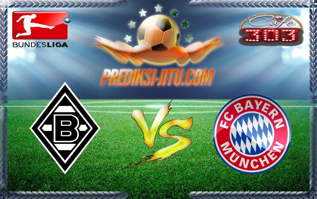 Prediksi Skor Borussia Monchengladbach Vs Bayern Munchen 19 Maret 2017