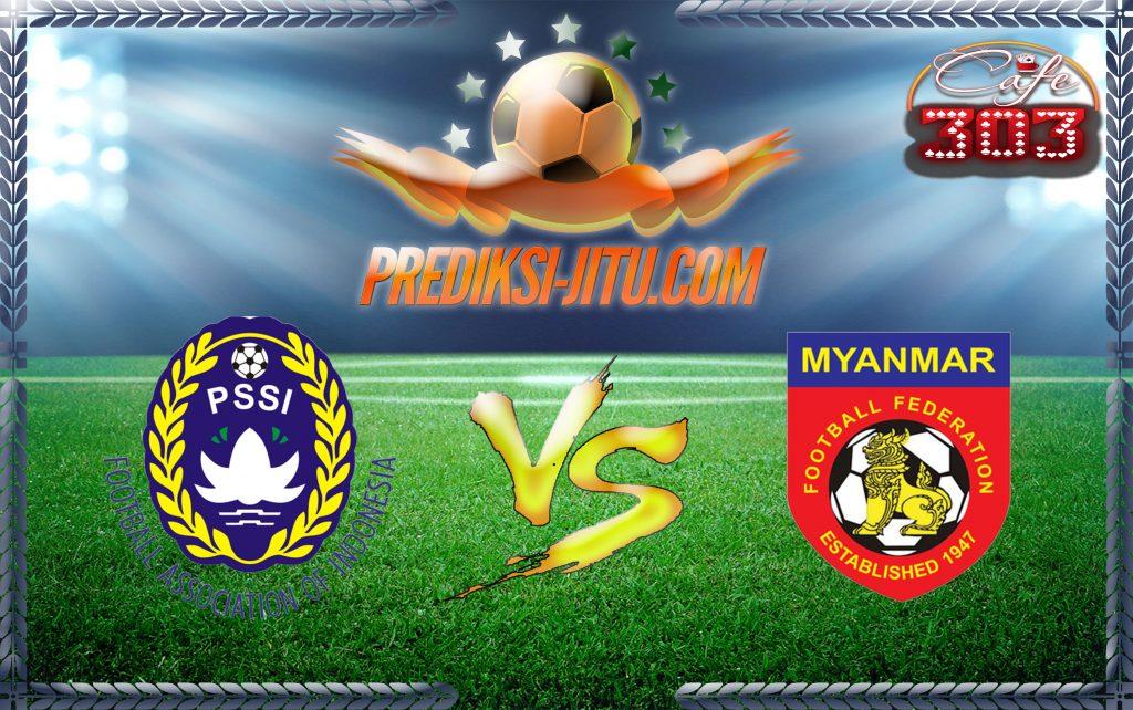 Prediksi Skor Indonesia Vs Myanmar 21 Maret 2017