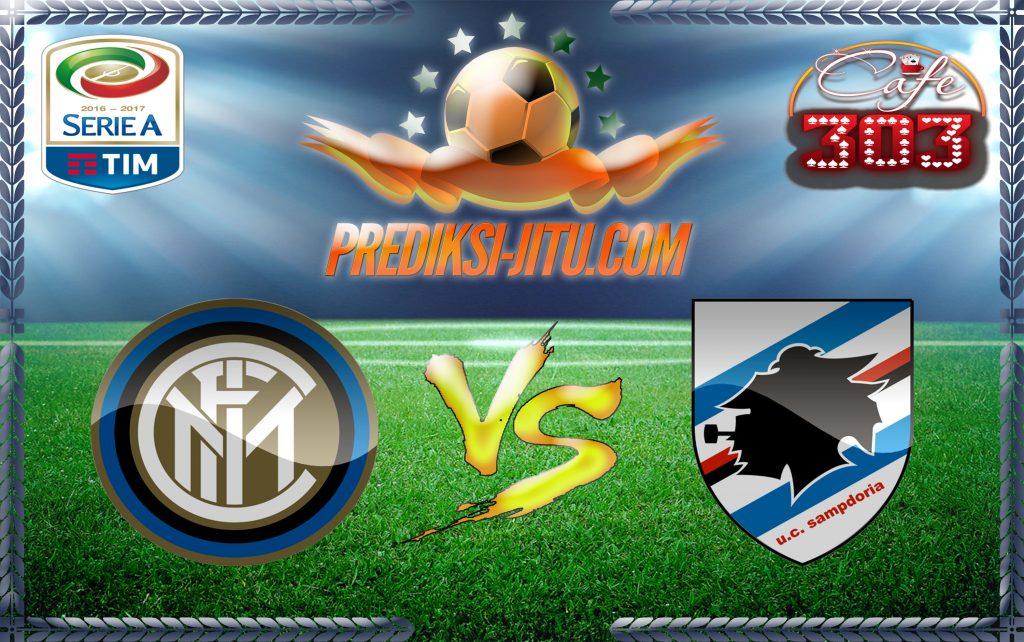 Prediksi Skor Inter Milan Vs Sampdoria 4 April 2017