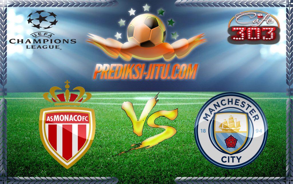 Prediksi Skor Monaco Vs Manchester City 16 Maret 2017