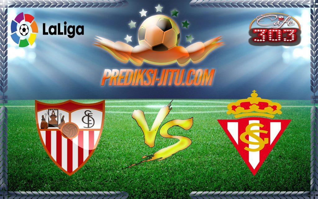 Prediksi Skor Sevilla Vs Sporting Gijon 2 April 2017