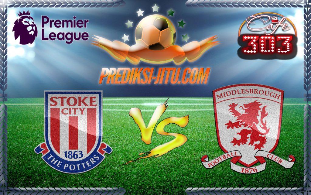 Prediksi Skor Stoke City Vs Middlesbrough 2 Maret 2017
