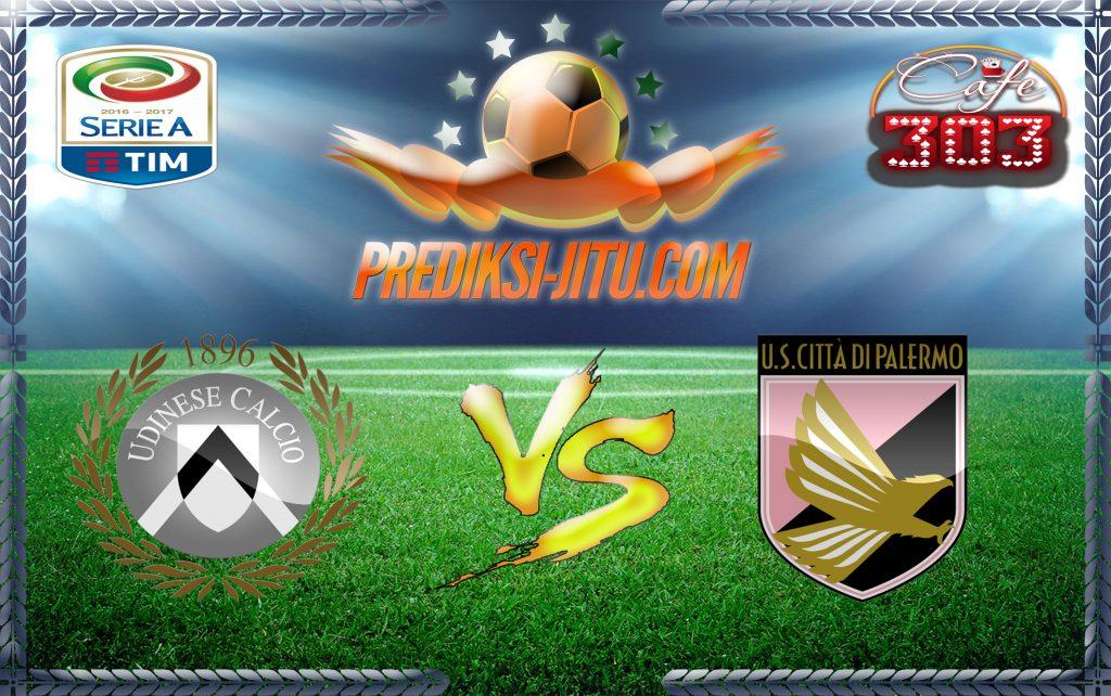 Prediksi Skor Udinese Vs Palermo 20 Maret 2017