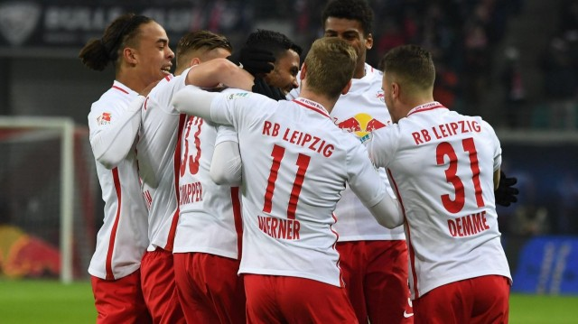 RB Leipzig Football Team