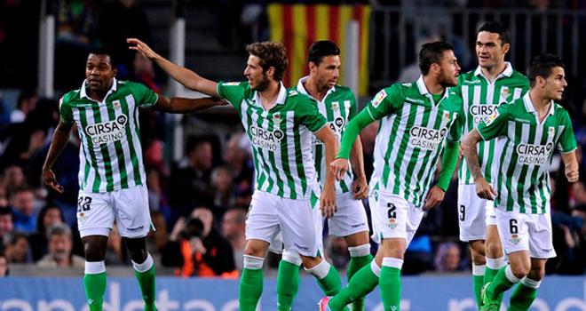 Real Betis Team Football