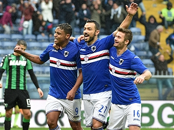 Sampdoria Football Team