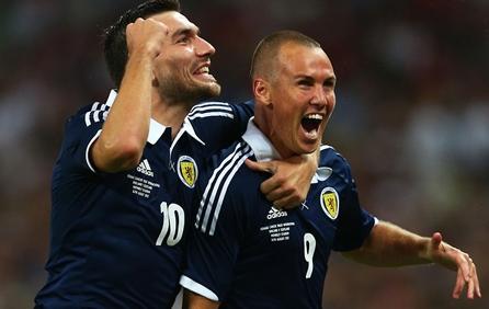 Skotlandia Football Team