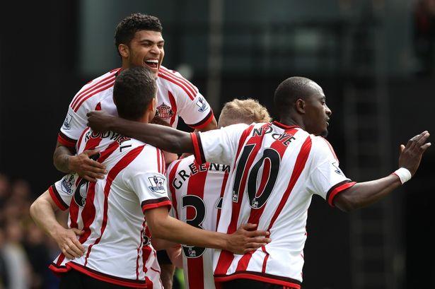 Sunderland Football Team