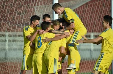 Ukraina Football Team