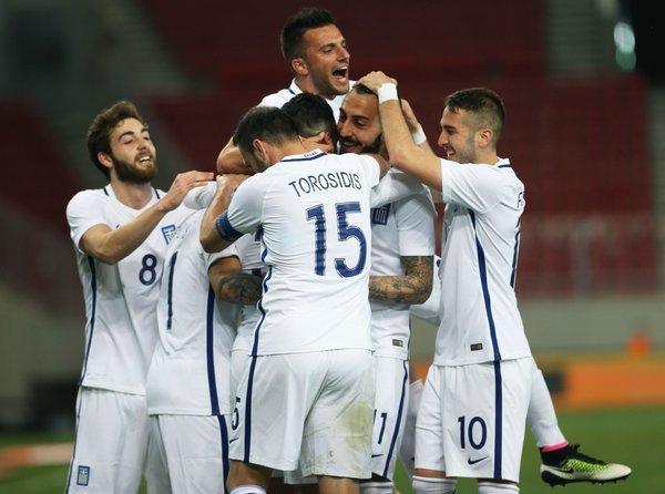 Yunani Football Team