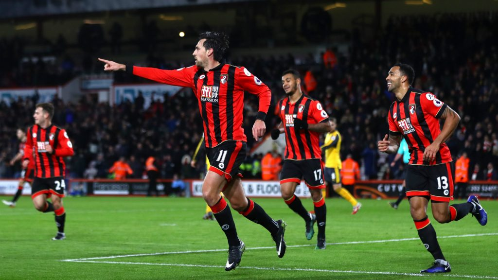 afc-bournemouth-football-team