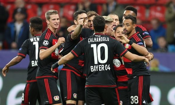 Bayer Leverkusen Football Team