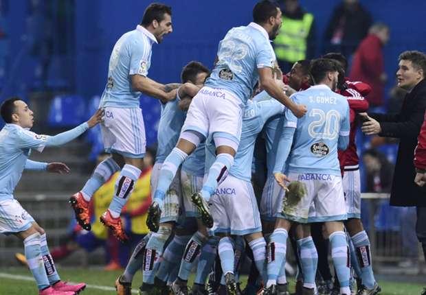 Celta Vigo Football Team