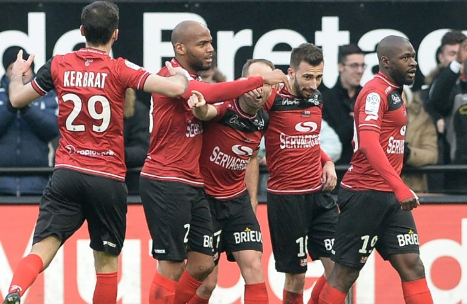 Guingamp Football Team