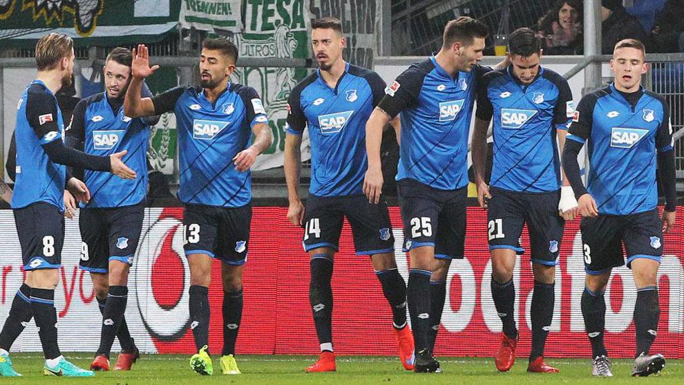 Hoffenheim Football Team