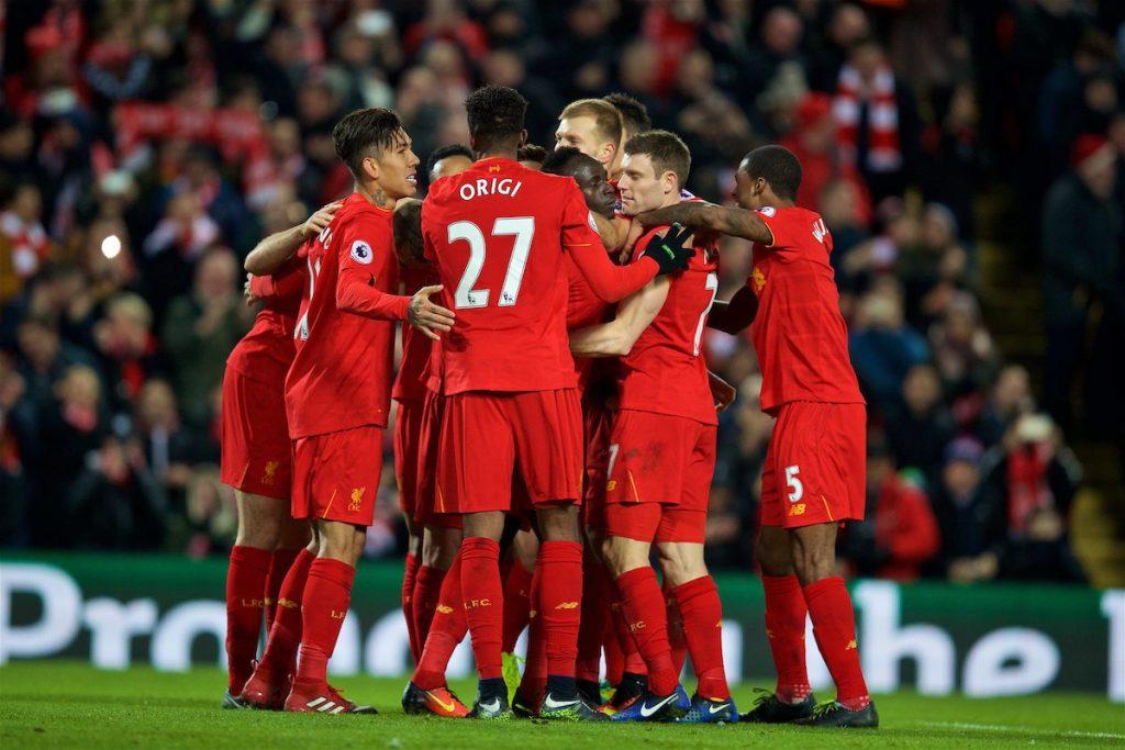 Liverpool Football Team