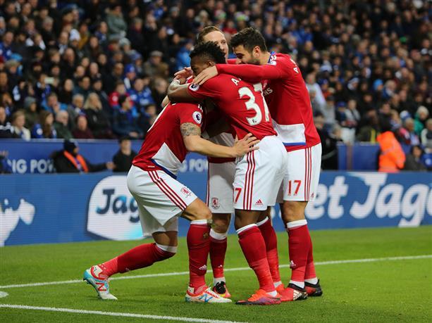 Middlesbrough Football Team