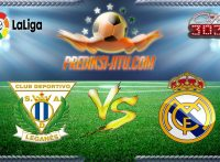 Prediksi Skor Leganes Vs Real Madrid 6 April 2017