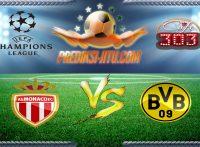 Prediksi Skor Monaco Vs Borussia Dortmund 20 April 2017