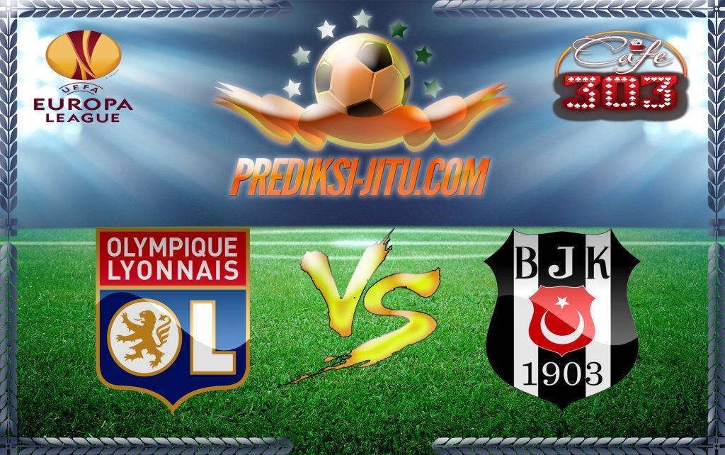 Prediksi Skor Olympique Lyonnais Vs Besiktas 14 April 2017